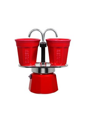 Set mini express Bialetti colour